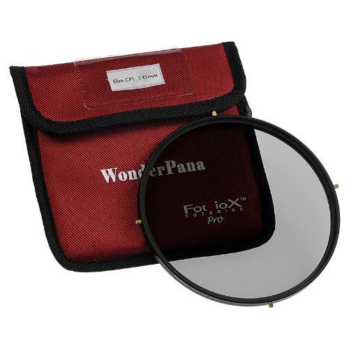 Fotodiox Pro 145mm Slim Circular Polarizer  Filter - Pro1 CP