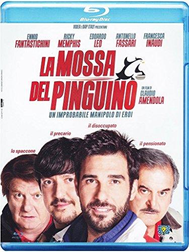 The Move of the Penguin (2013) ( La mossa del pinguino ) [ NON-USA FORMAT, Blu-Ray, Reg.B Import - Italy ]