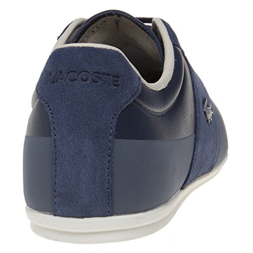 Lacoste Turnier Herren Sneaker Blau Blau