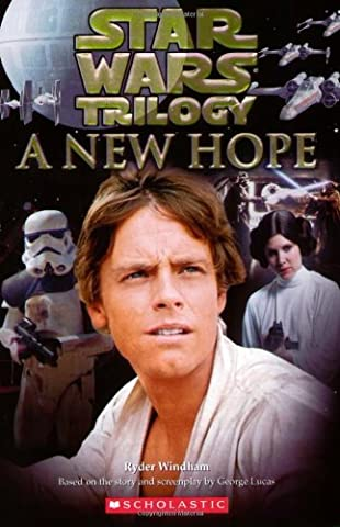 Star Wars, Episode IV - A New Hope (Junior Novelization) (Junior Scholastic)