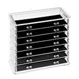 HCD Refined by Honey-Can-Do STO-06382 Emily Jewelry Chest, 13.6L x 7.8W x 12.4H