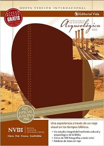 Biblia Arqueologica Nvi Epub