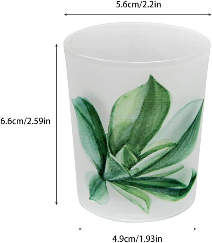 Green Amosfun Glass Cylinder Candle Holder Pillar Candle Floating Candles Holders Or Flower Vase Perfect For Wedding Centerpieces