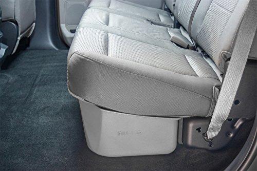 du ha under seat storage fits 15 17 ford f 150 supercrew black part 20110 buy online in uae. Black Bedroom Furniture Sets. Home Design Ideas