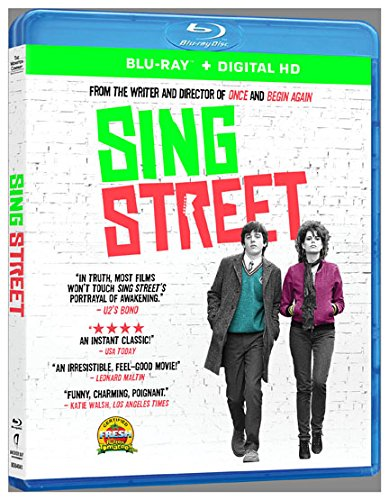 Blu-ray : Sing Street (Ultraviolet Digital Copy, Widescreen)