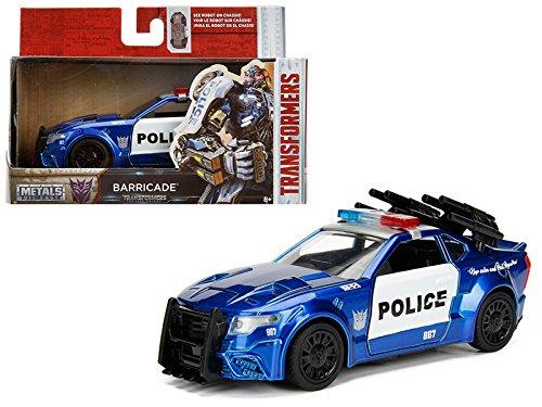 Barricade Custom Police Car From Transformers 5