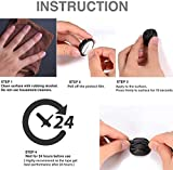XZH Cable Clips, 10 Pack Black Cord Organizer Cable