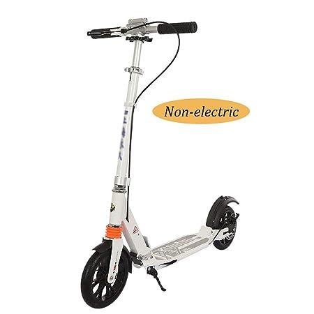 Patinete- Scooter Plegable para Adolescentes Y Adultos con ...