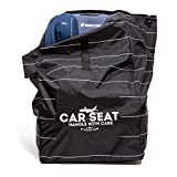Car Seat Travel Bag by Plane Jane- For Airline Gate Check with Shoulder Strap and Durable Nylon