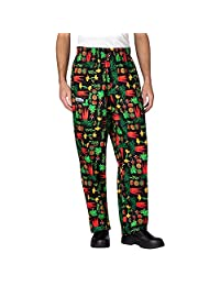 Chefwear 3500-127 Men's Ultimate Chef Pant