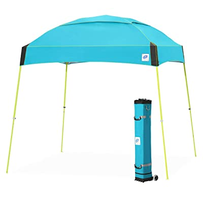 RT 10 x10 Foot of Instant Splash Limeade Canopy Dome Shelter: Garden & Outdoor