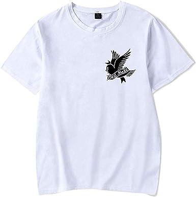 Formesy Camiseta Unisex R.I.P Lil Peep Cry Baby Rapper Hip Hop Spring Camiseta para Hombre Harajuku Casual Camiseta: Amazon.es: Ropa y accesorios
