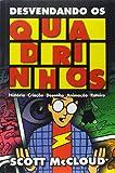 capa de Desvendando os Quadrinhos