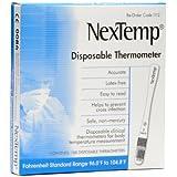 Nextemp 一次性温度计 100& 盒装