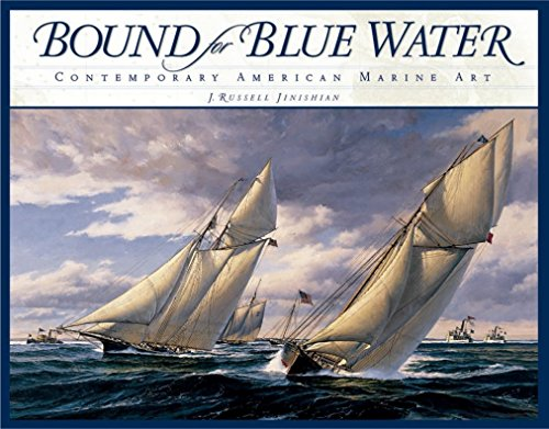 Bound for Blue Water: Contemporary American Marine - Greenwich Shops Avenue