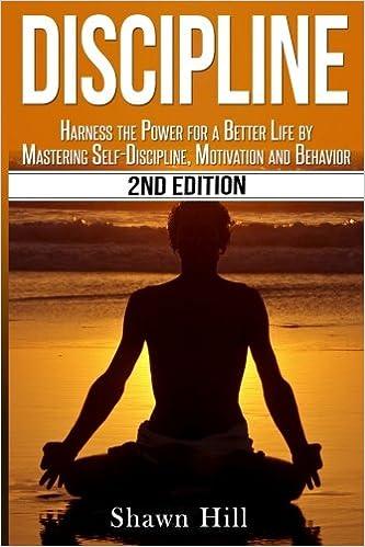 MASTERING SELF DISCIPLINE EBOOK DOWNLOAD