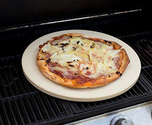CucinaPro 473-14 Wooden Pizza Peel 14 x 24 Light Brown