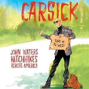 Carsick Hörbuch