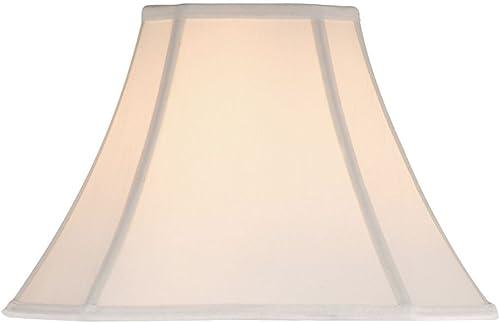 Large Octagon Silk Lamp Shade