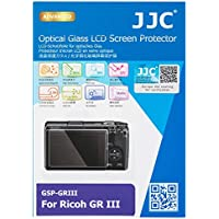 eFonto/JJC Ultra-thin LCD Optical Glass Screen Protector Tempered Film (For Ricoh, Ricoh GR III)