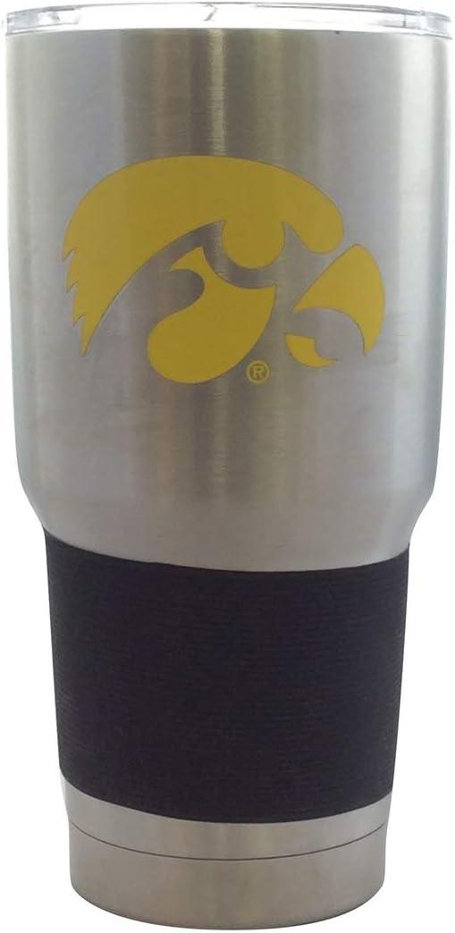 Boelter Brands NCAA Iowa Hawkeyes Ultra Tumbler, 30-Ounce