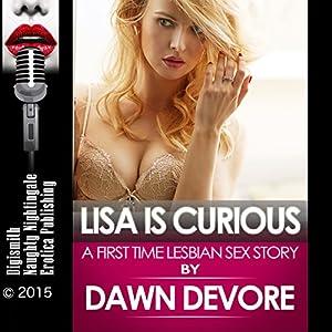 Lisa Is Curious Audiobook