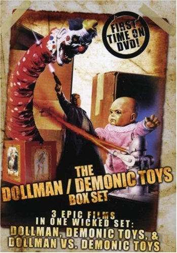 (Dollman Demonic Toys Collection 3 DVD SET )