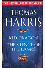 Red Dragon And Silence Of The Lambs Paperback