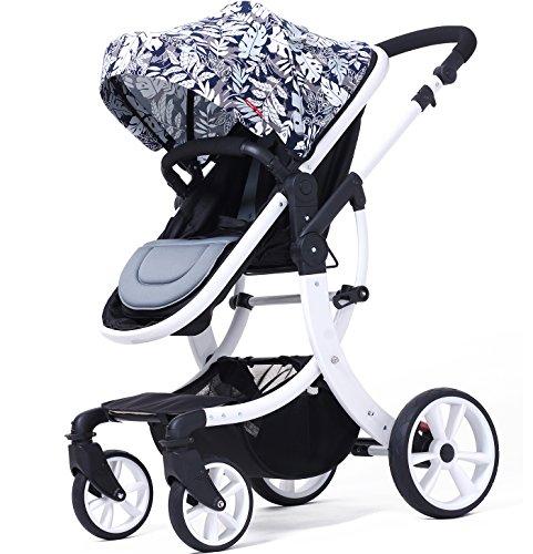 Rainforest Baby Stroller - 3