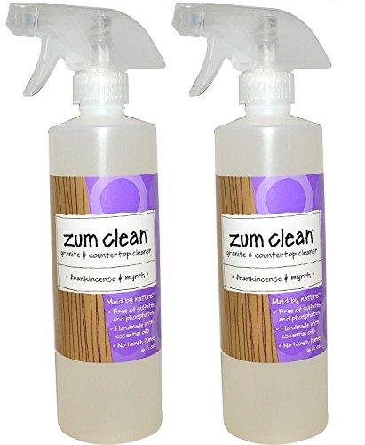 Indigo Wild Zum Cleaner Frankincense and Myrrh 16 Fluid Ounce Set of 2