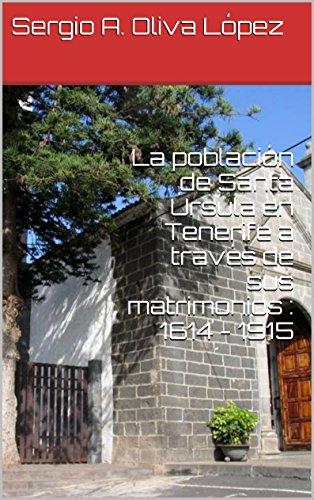 Amazon.com: La población de Santa Úrsula en Tenerife a ...