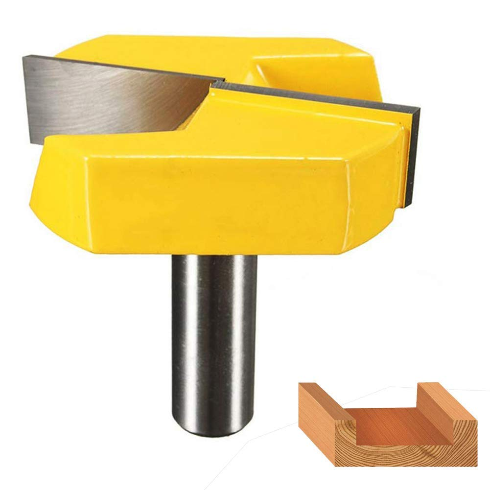 2* Router Bit Holz Fräser Oberfräser 1//2zoll Schaft Werkzeug Für Holzbearbeitung