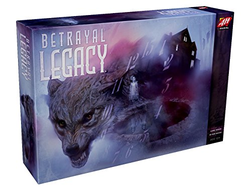 Avalon Hill Betrayal Legacy, Board Game from Avalon Hill