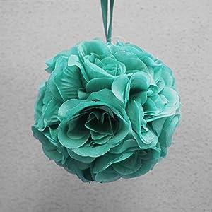 Party Spin Pomander Flower Balls Wedding Centerpiece, 6-inch 8