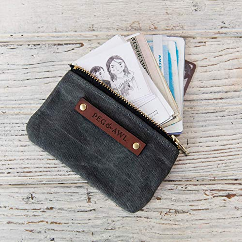 (The Spender Pouch in Slate)
