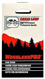 "WoodlandPRO 14"" Chainsaw Chain Loop (30LP-50 Drive Links) 10 Pack"