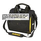 DEWALT DGL573 Lighted Technician's Tool Bag