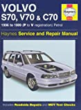 Volvo S70, C70 and V70 Service and Repair Manual (Haynes Service and Repair Manuals)