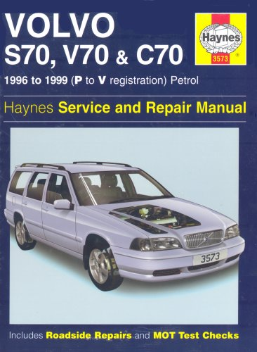 - Volvo S70, C70 and V70 Service and Repair Manual (Haynes Service and Repair Manuals)
