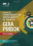 capa de A Guide to the Project Management Body of Knowledge (PMBOK® Guide)–Sixth Edition (BRAZILIAN PORTUGUESE)
