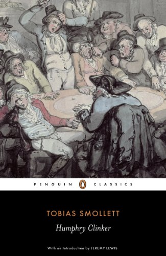Humphry Clinker (Penguin Classics) (Uk Christmas Chester)