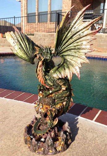 Dragon Statue - 7