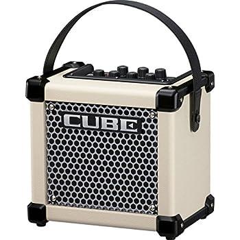 roland micro cube guitar amp black musical instruments. Black Bedroom Furniture Sets. Home Design Ideas