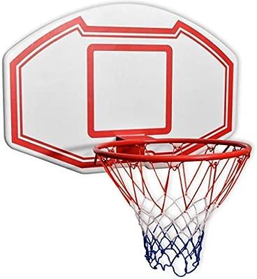 Generic - Juego de 3 piezas de red de baloncesto para exteriores ...