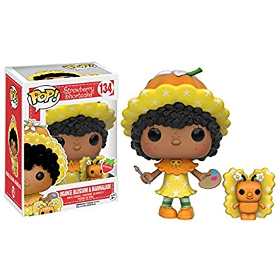 Funko POP Animation: Strawberry Shortcake - Orange Blossom & Marmalade Action Figure: Funko Pop! Animation:: Toys & Games