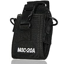 abcGoodefg 3in1 Two Way Radio Walkie Talkie Multi-Function Pouch Bag Holster Case For GPS PMR446 Motorola Kenwood Midland ICOM Yaesu Two Way Radio Transceiver Walkie Talkie MSC-20A