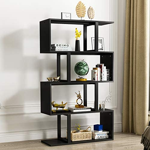 Cheap YITAHOME 5-Tier Bookshelf modern bookcase for sale