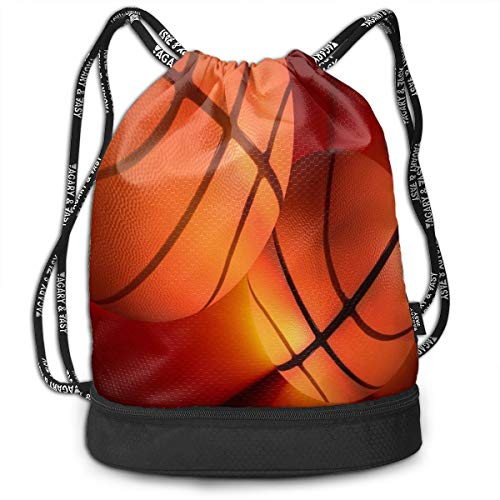 Drawstring Rucksack Basketball On Pinterest For Gym Hiking