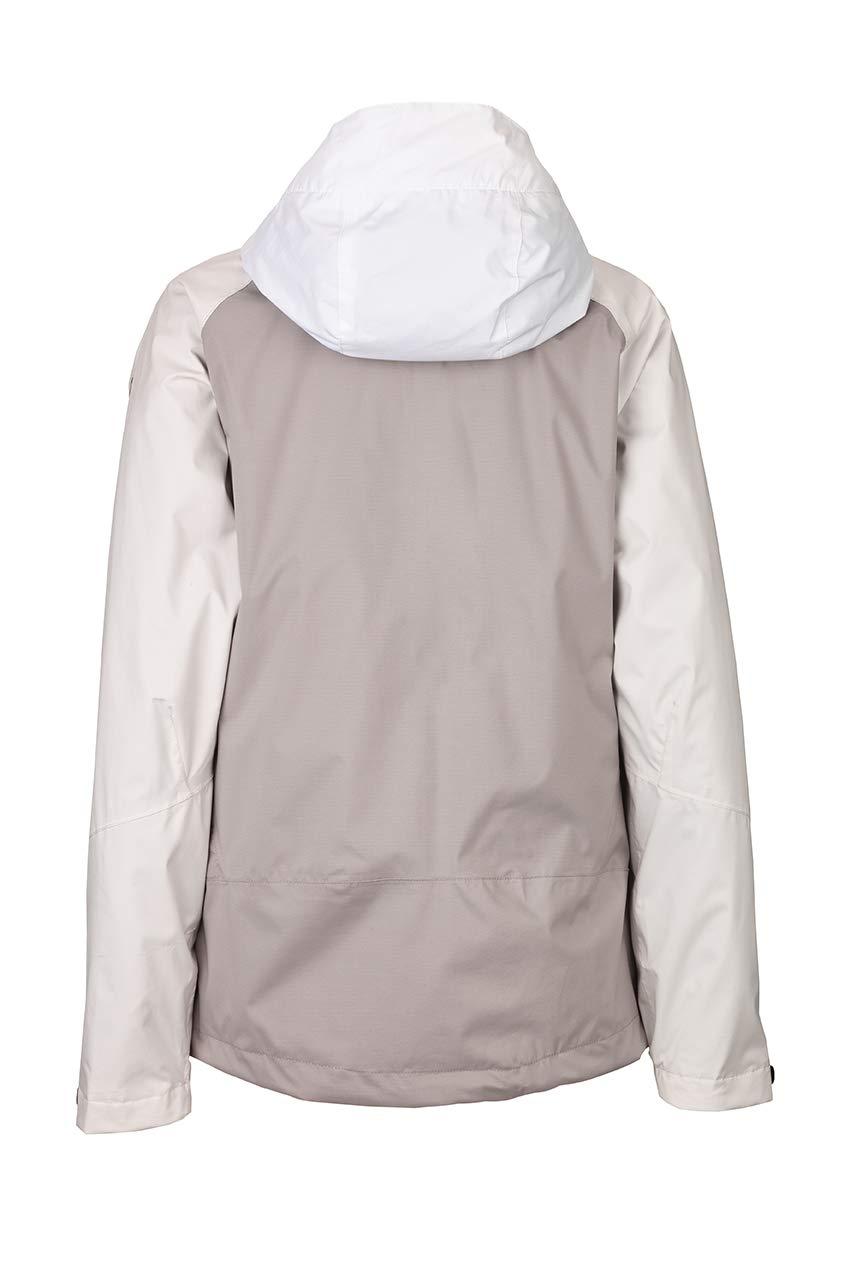 online store 703f6 a4a62 ... Killtec Tinda, Tinda, Tinda, Funzionale Esterno Giacca da Pioggia con  Cappuccio Donna,