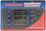 Traxxas 5451R Revo Maxx Steel CV Driveshafts (Assembled with Boots)